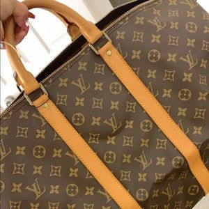 Louis Vuitton Vintage Keepall 55